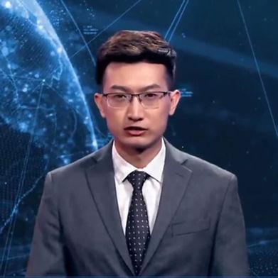 FBNK - Future - AI News Anchor Xinhua Ne