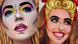 AR Filters meet Pop Art