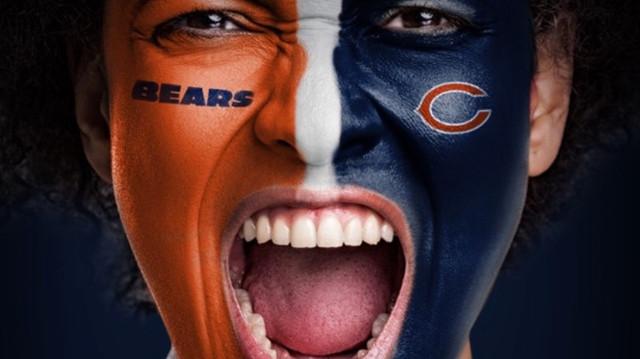 Da Bears, A/R Face Paint