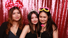 100 Day Party Photo Booth