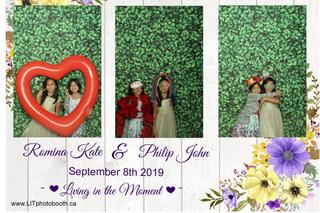 Shrub Wedding