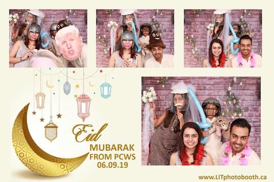 EID Mubarak PCWS