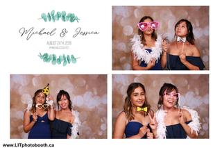Champagne Sparkle Wedding 1