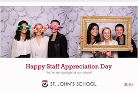 St Johns Staff Appreciation
