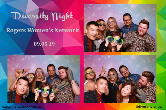 Rogers Women's Network Diversity Night