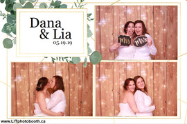 Dana & Lia Wedding