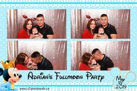 Adrian's Full Moon Party