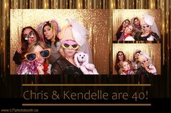 Chris and Kendelle Birthday