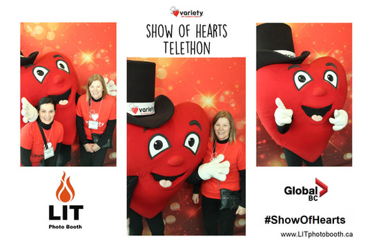 Variety Show of Hearts Telethon 2020