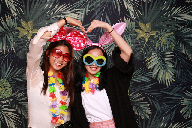 School Dance Photo Booth