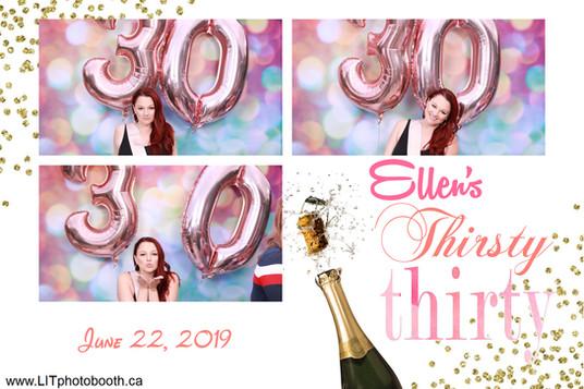 Ellens Thirsty & Thirty
