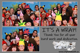 Elections Canada Wrap Up Party
