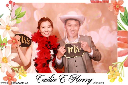 Cecilia & Harry June 23, 2019