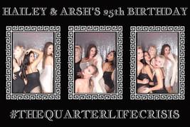 Hailey & Arsh's 25th Birthday