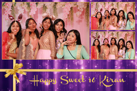 Happy Sweet 16 Kiran