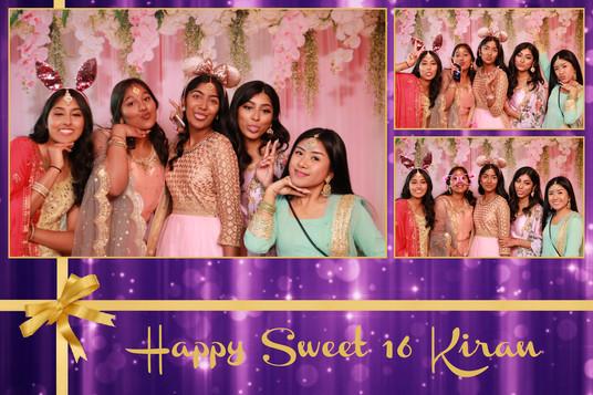 Happy Sweet 16 Kiran