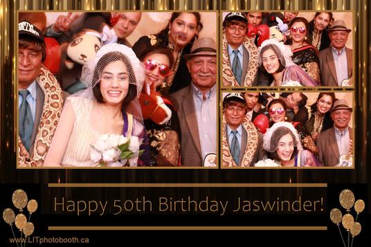 Happy 50th Jaswinder!