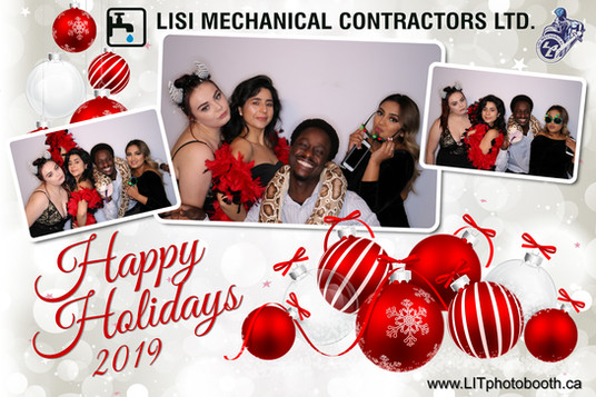 LISI Mechanical Holiday Party