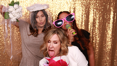 Birthday Party Photo Booth 2