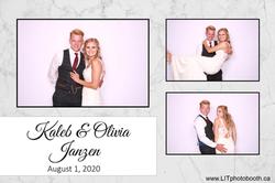 Kaleb and Olivia Wedding