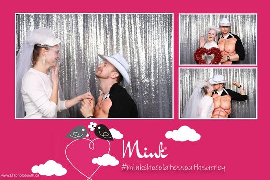 Mink Chocalate South Surrey Valentines Day