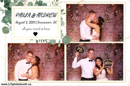 Paula & Andrew August 3rd, 2019