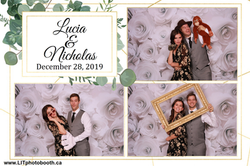 Lucia and Nicholas