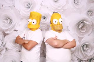 3D Paper Roses Pose 4