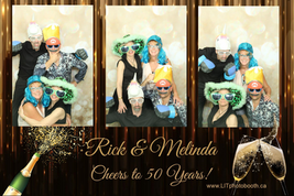Rick and Melinda Cheers to 50