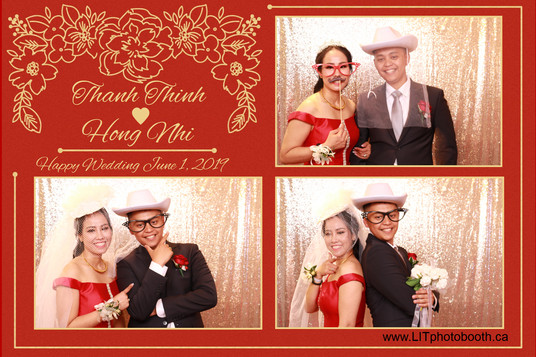 Thanh & Hong Wedding