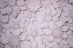 3D Paper Flowers