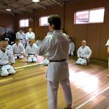 Soke sensei instruerar