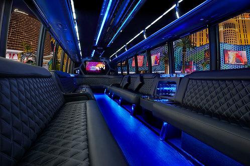 Hip Hop Party Bus Tour