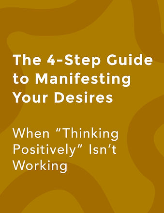 Image of the 4-Step Guide to Manifesting Your Desires PDF