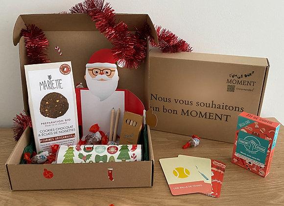 Box Goûter de Noël en famille