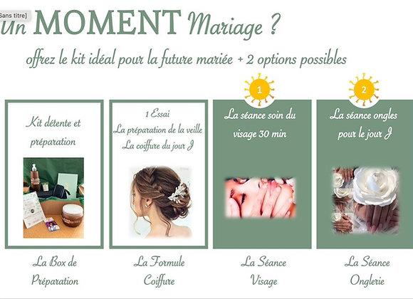 Kit Préparation Future Mariée