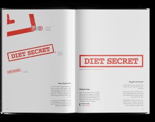 DietSecret ® logo usage guideline