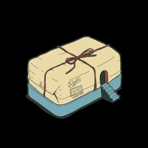 Verbstore, package