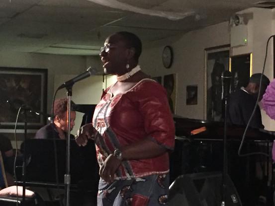 Joy Brown Jazz966 5/12/17