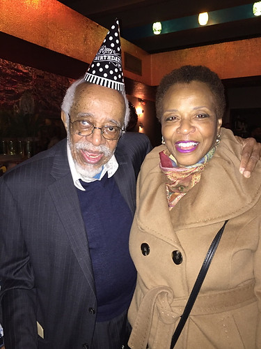 Barry Harris' 86th birthday party 12/15/15