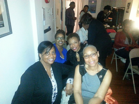 Some of 'Love' enjoying 'The Event' 10/24/15