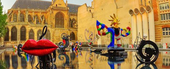 פריז עם הילדים