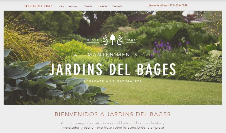 Jardins Bages