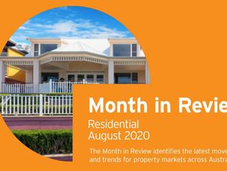 HTW Report - August 2020