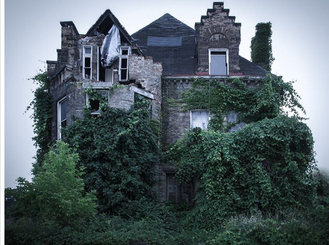 8 real life haunted houses