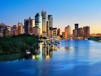 Brisbane knocks out growth while other capitals go backwards