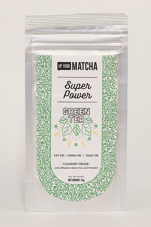 1kg Culinary Grade Matcha Powder