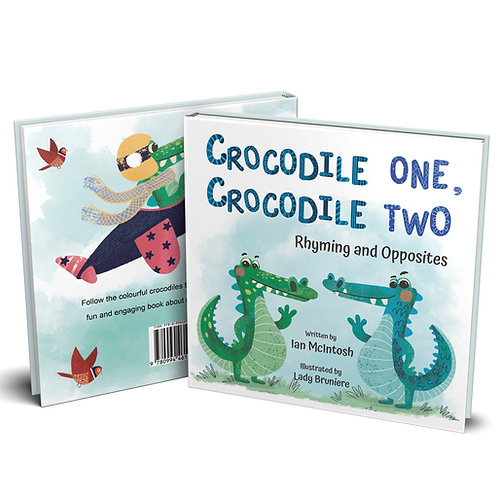 Crocodile One, Crocodile Two. Due late February 2021