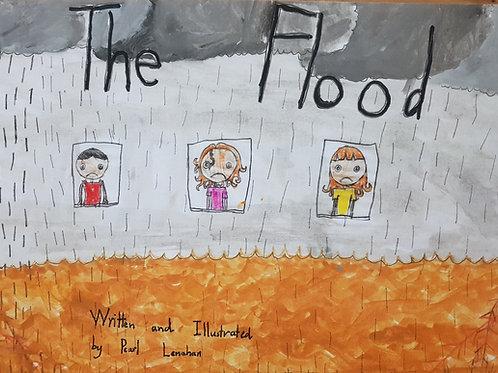 The Flood- By 7 yr old Pearl Lenahan