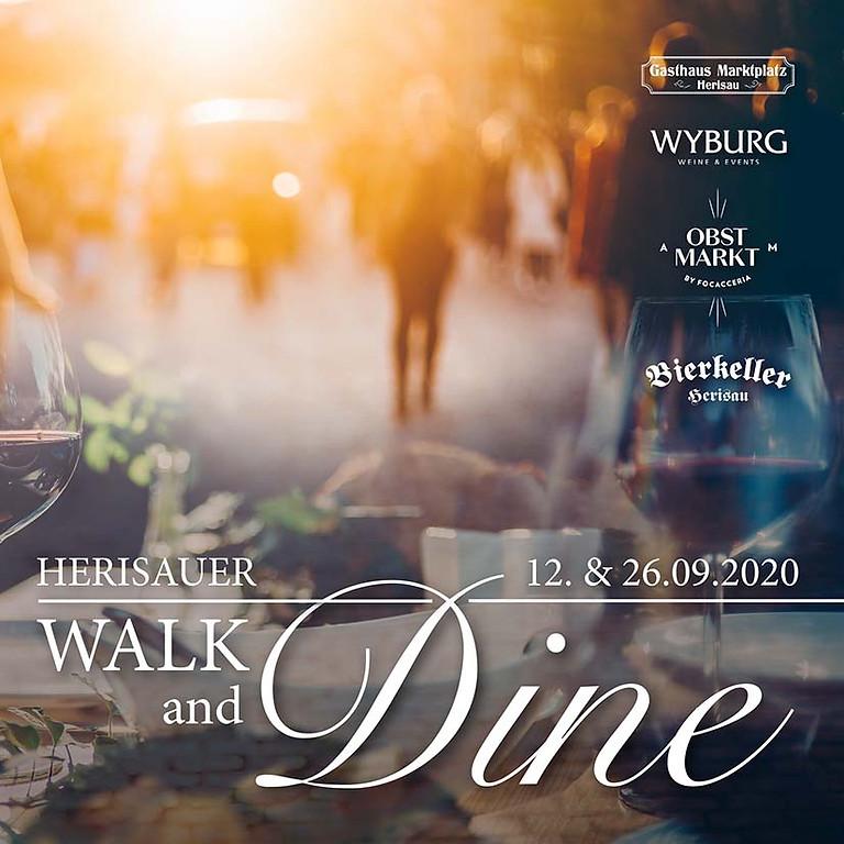 Walk and Dine